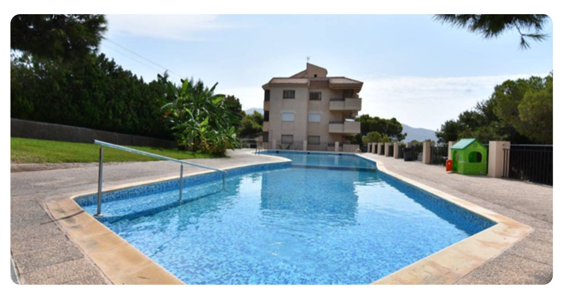 acheter appartement atico carthagene centre piscine