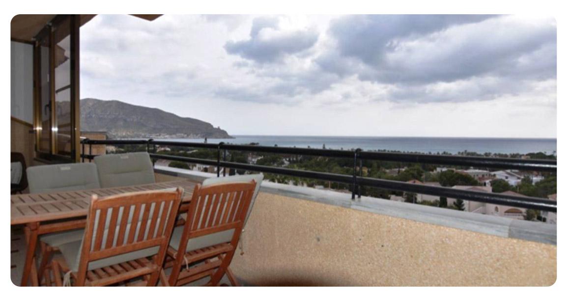 acheter appartement atico carthagene centre terrasse vue