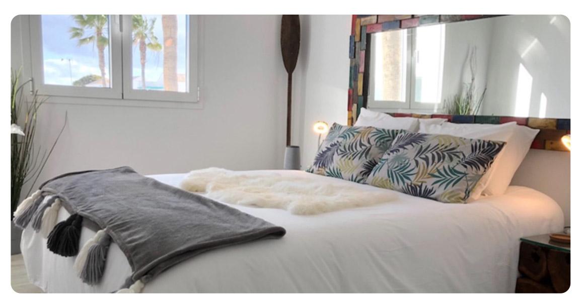 acheter appartement canaries lanzarote chambre