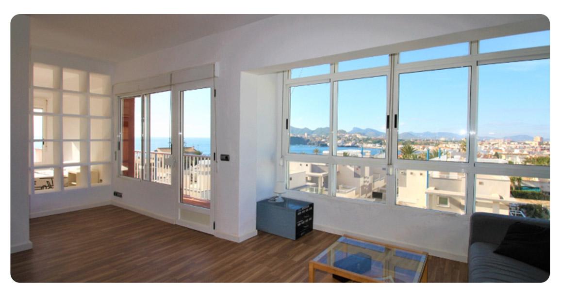 acheter appartement carthagene cabo de palos balcon vue