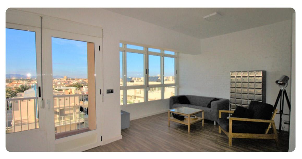 acheter appartement carthagene cabo de palos salon