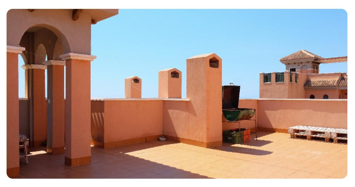 acheter bel appartement carthagene terrasse