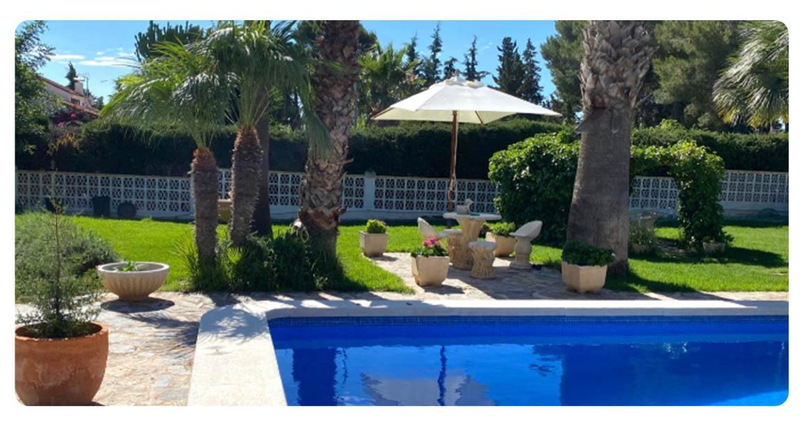 acheter maison carthagene canteras piscine