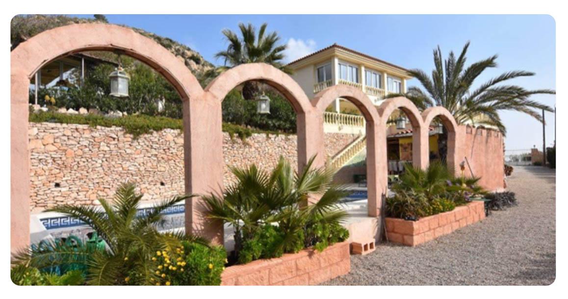 acheter maison carthagene perin jardin
