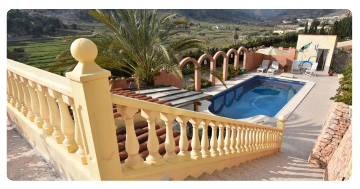 acheter maison carthagene perin piscine