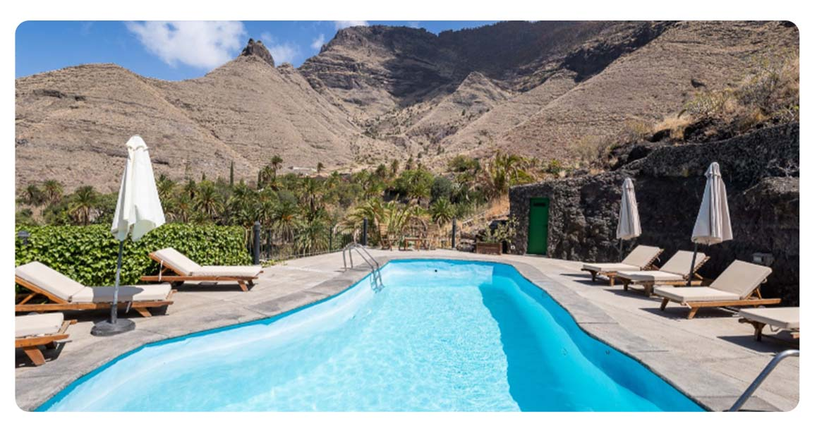 achete maison ville canaries agaete gran canaries piscine