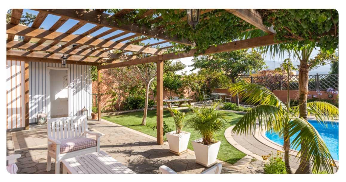 acheter maison ville canaries meleguinas gran canaria jardin 2
