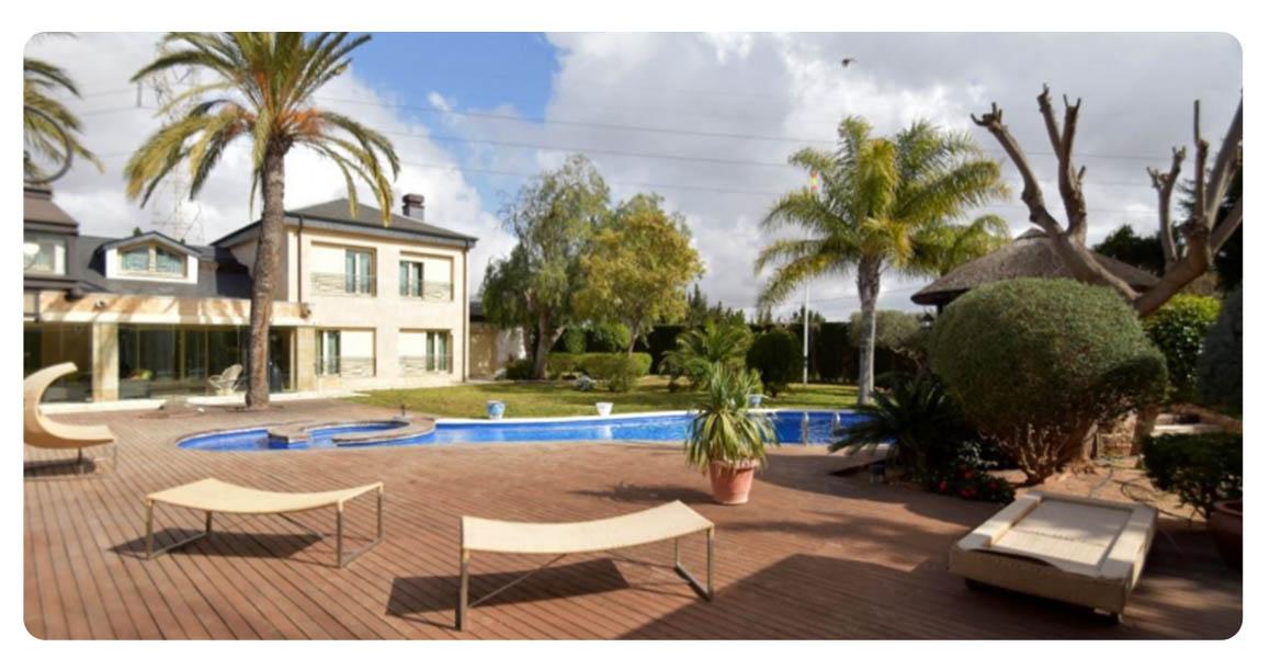 acheter maison ville carthagene piscine