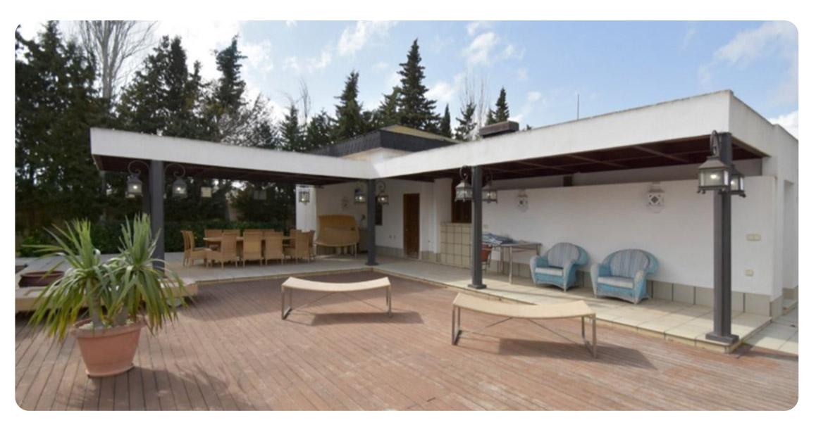 acheter maison ville carthagene terrasse