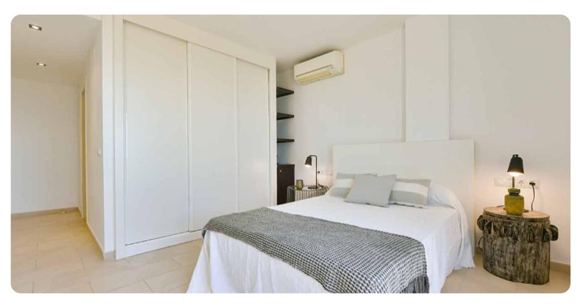 acheter appartement altea atico mascarat chambre