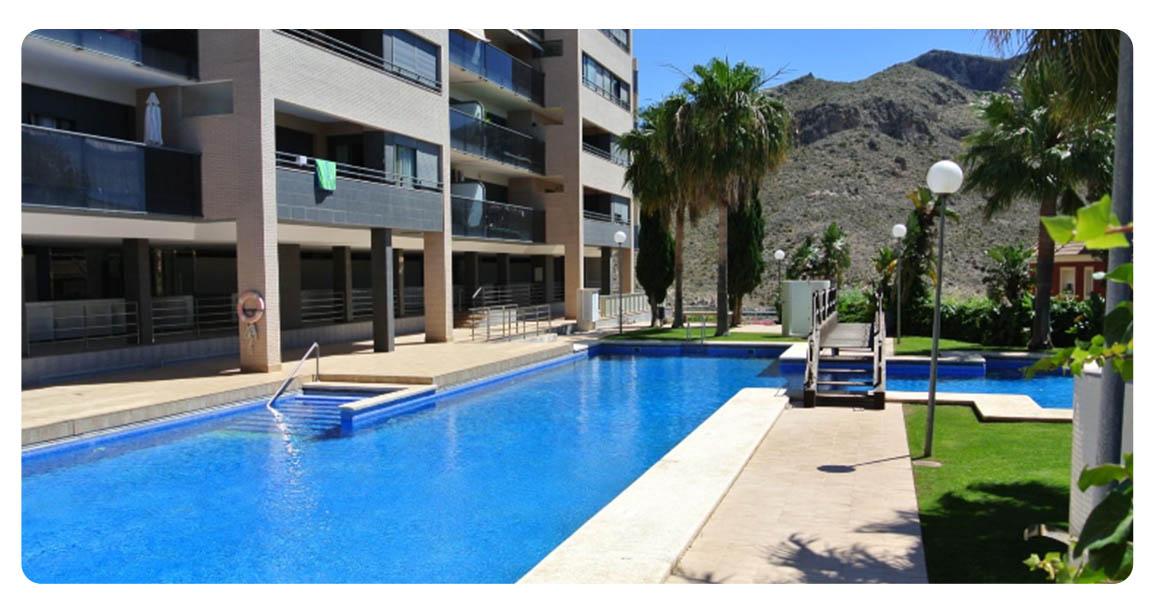 acheter appartement atico duplex roquetas de mar piscine 2