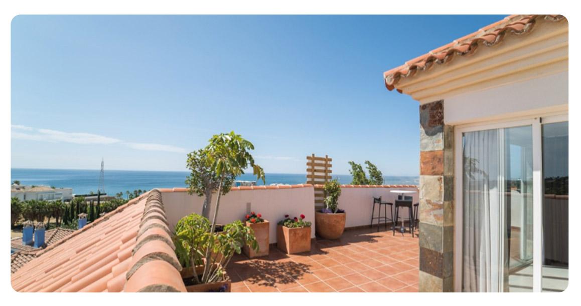 acheter appartement atico fuengirola centre terrasse 2
