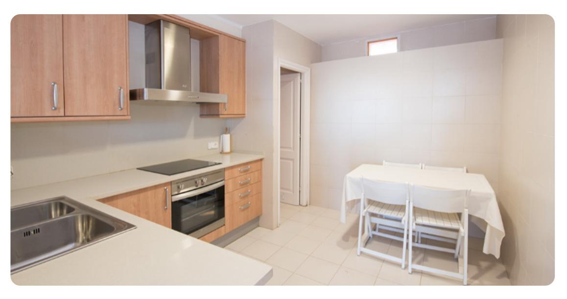acheter appartement duplex begur vue mer cuisine