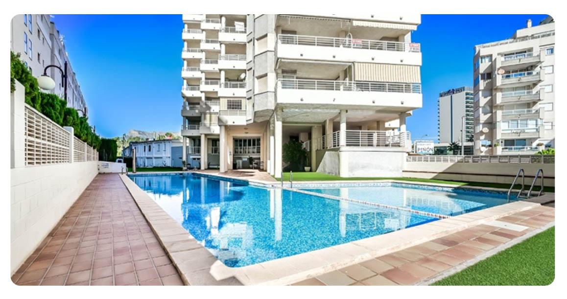 acheter appartement duplex calpe piscine