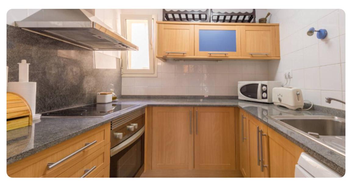 acheter appartement duplex la escala cuisine