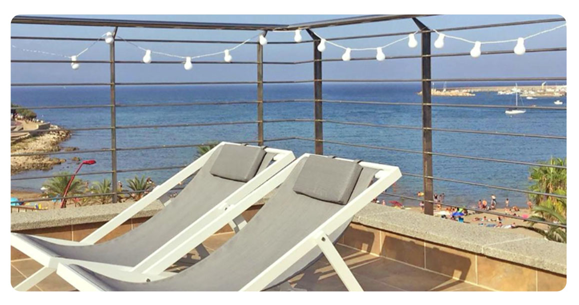 acheter appartement duplex la escala riells terrasse