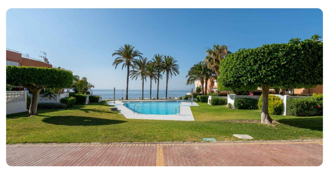 acheter appartement duplex roquetas de mar port piscine