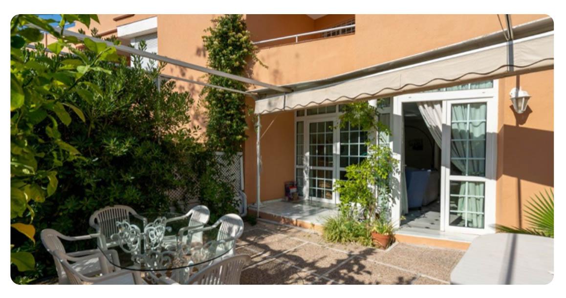 acheter appartement duplex roquetas de mar port terrasse