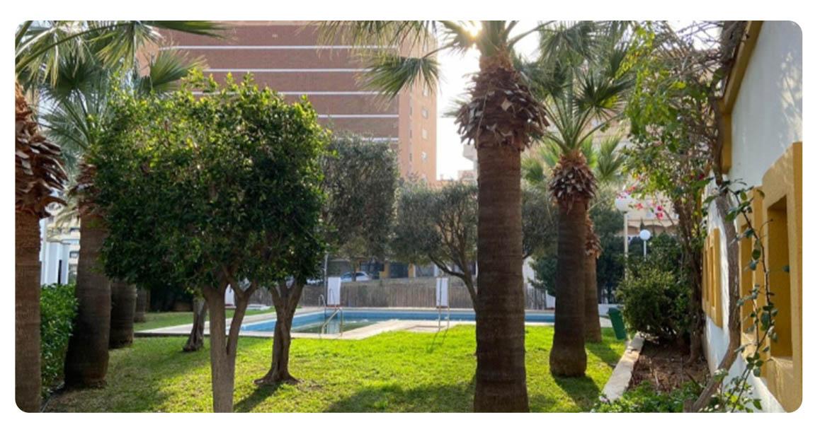 acheter appartement duplex roquetas de mar puerto piscine