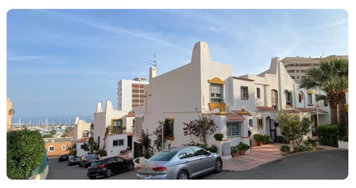 acheter appartement duplex roquetas de mar puerto rue 2