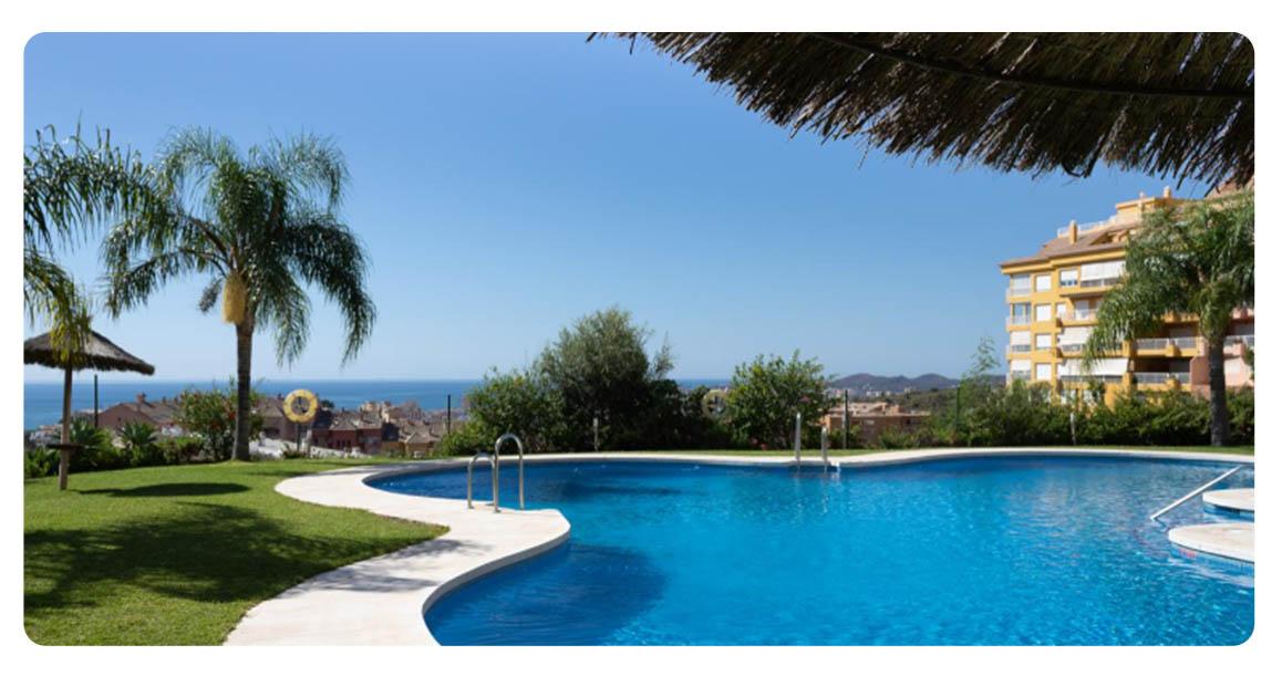 acheter appartement fuengirola torreblanca del sol piscine