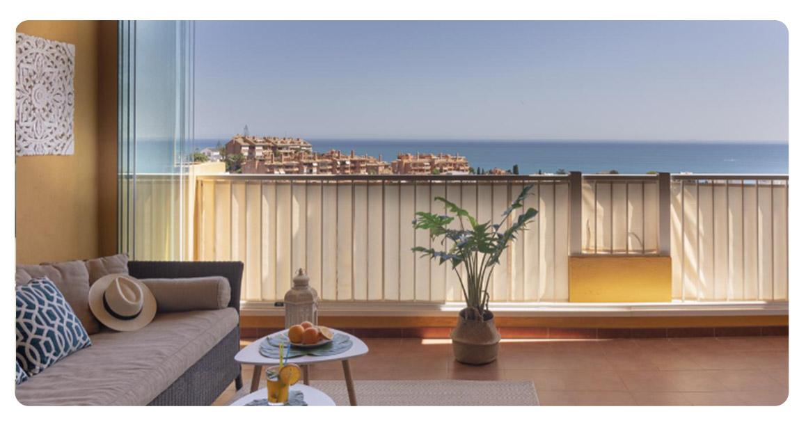 acheter appartement fuengirola torreblanca del sol terrasse