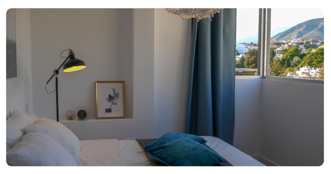 acheter appartement fuengirola vue mer chambre