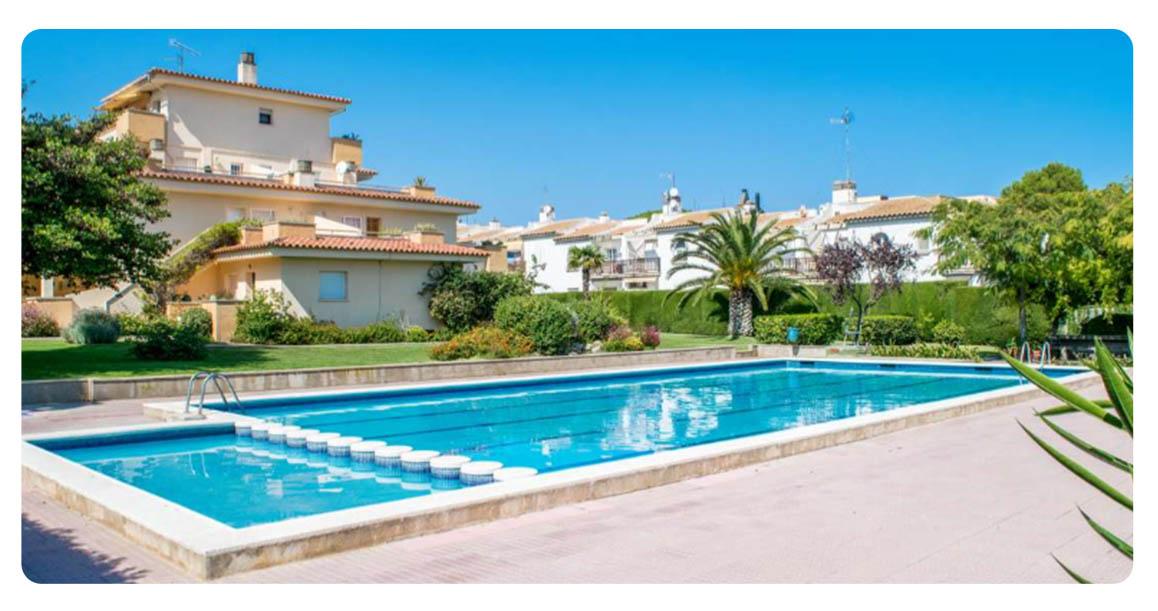 acheter appartement joli la escala piscine 2