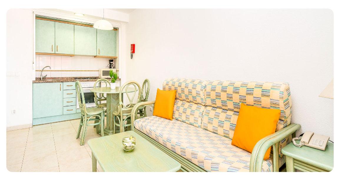 acheter appartement jolie calpe cuisine