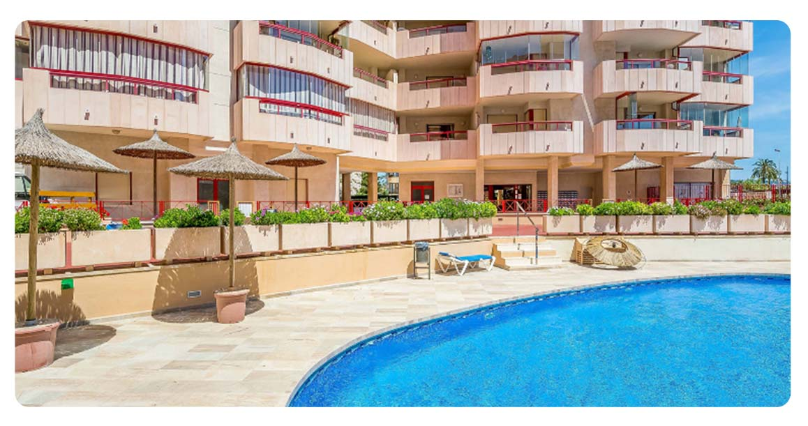 acheter appartement jolie calpe piscine