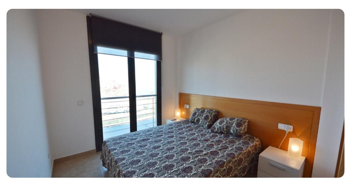 acheter appartement la escala plage de riells chambre