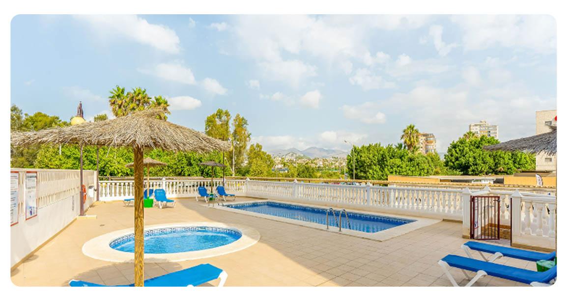 acheter appartement magnifique calpe piscine 2