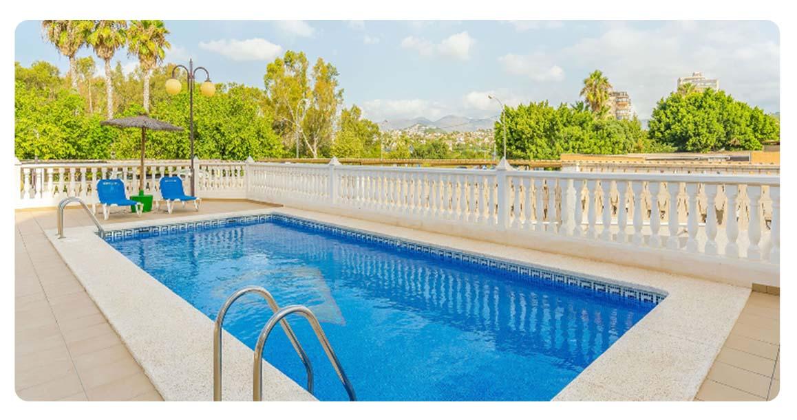 acheter appartement magnifique calpe piscine