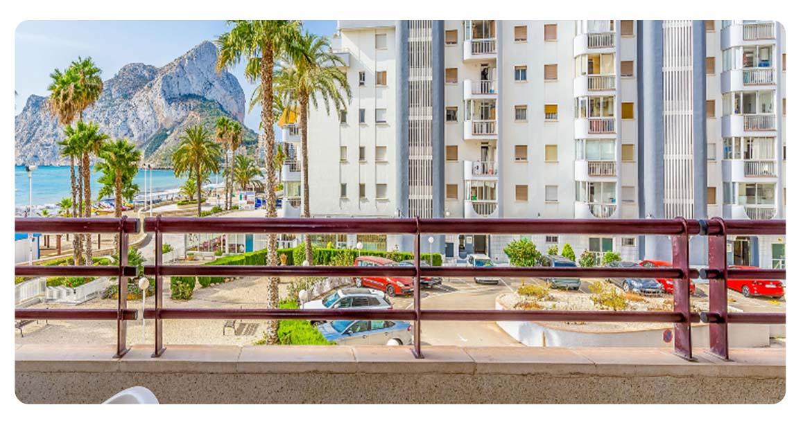 acheter appartement magnifique calpe terrasse