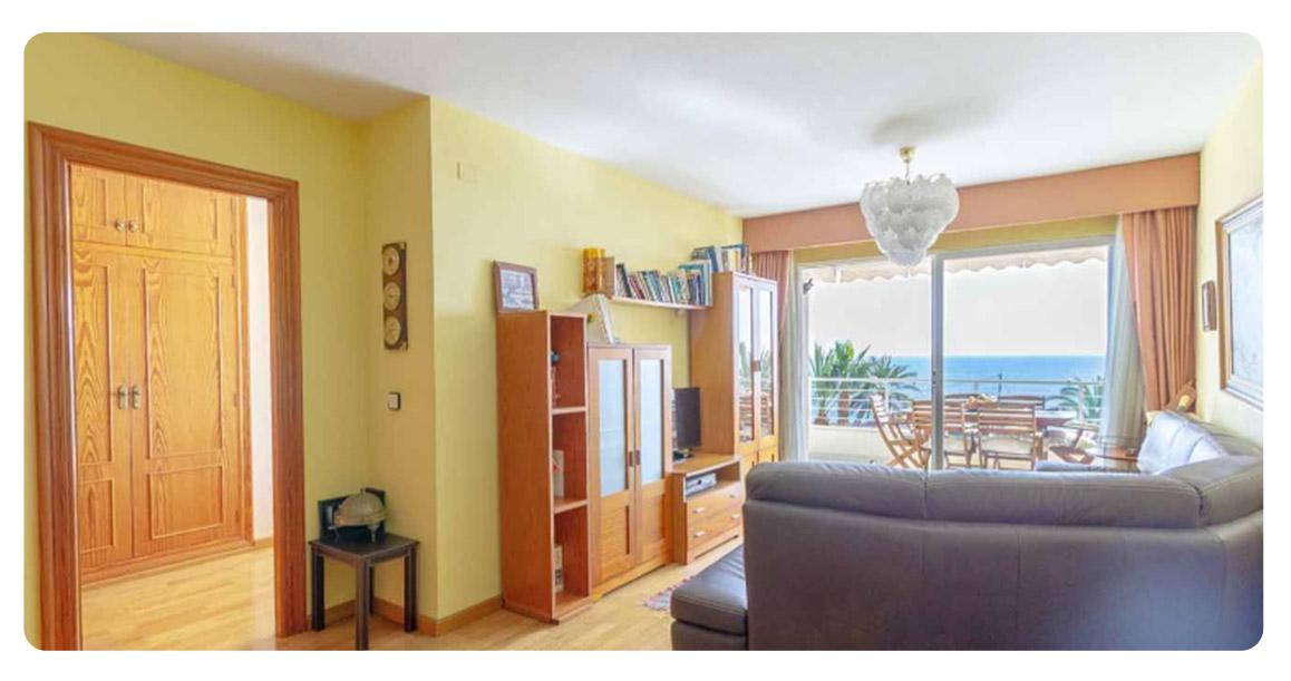 acheter appartement port altea salon
