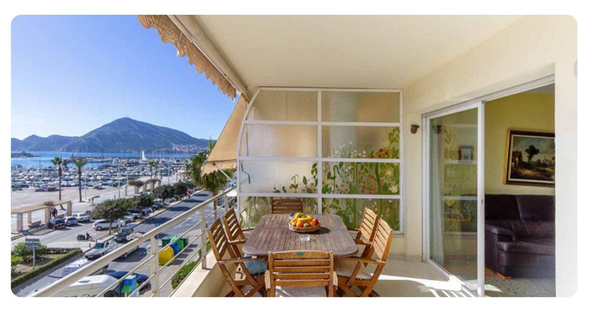acheter appartement port altea terrasse