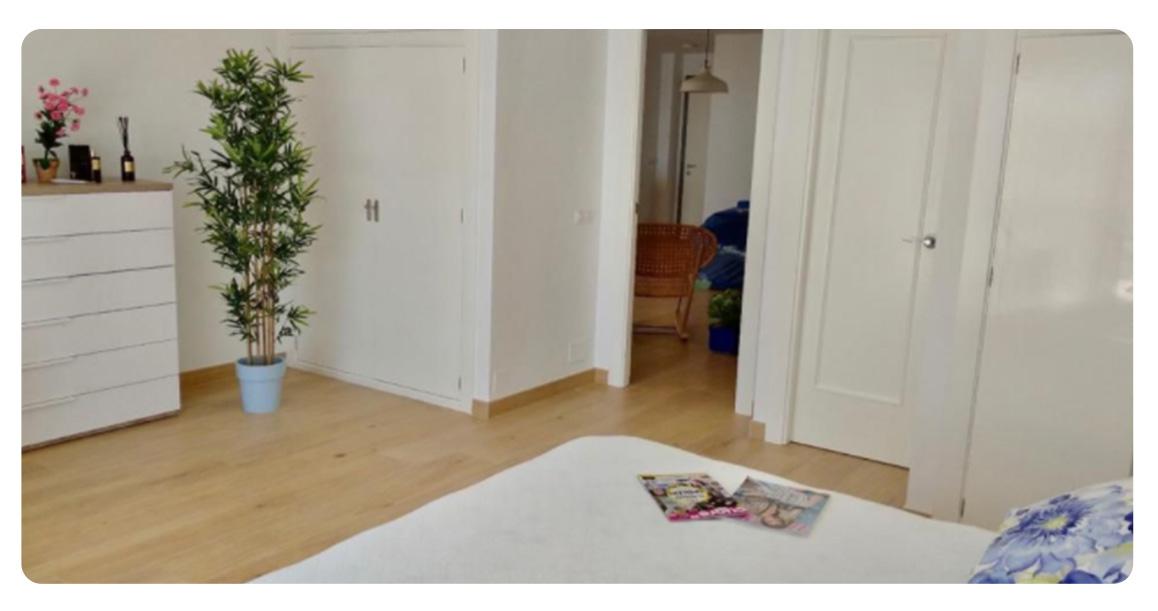 acheter appartement roquetas vue mer chambre