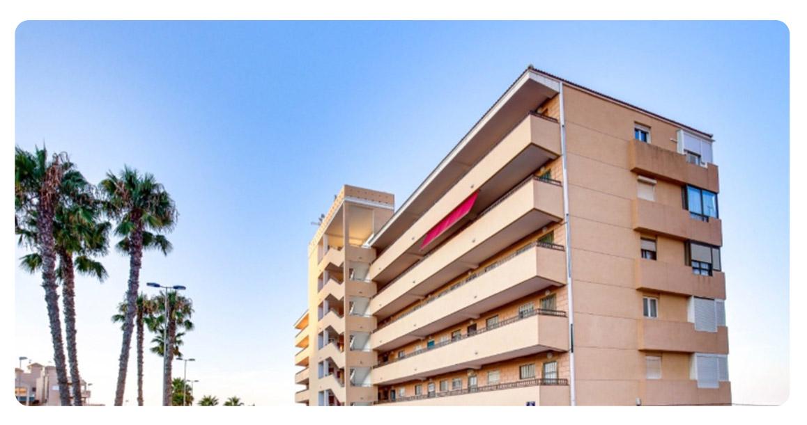 acheter appartement torrevieja exterieur vue