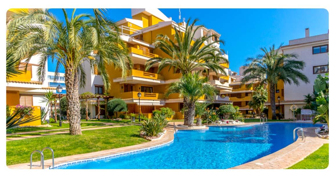 acheter appartement torrevieja punta prima piscine 2