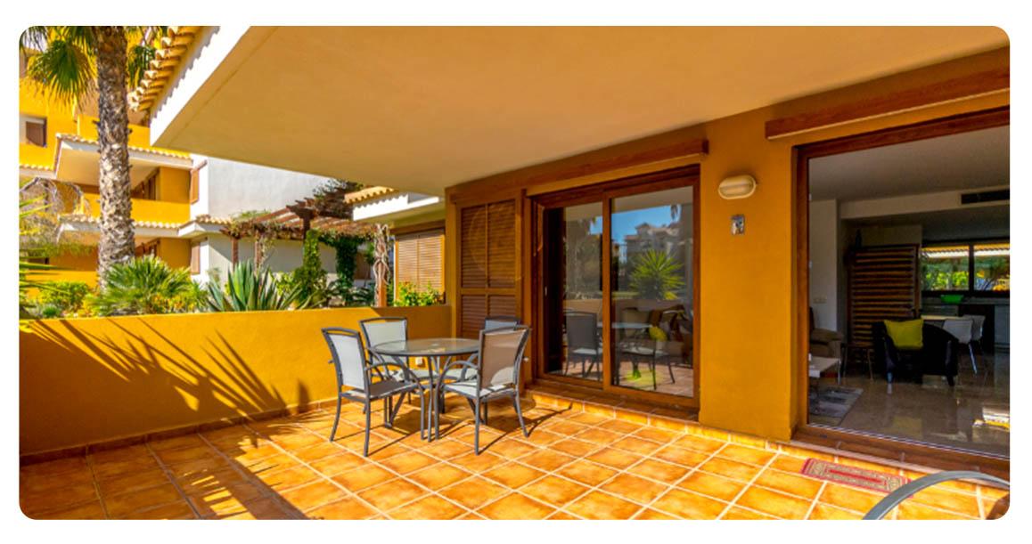 acheter appartement torrevieja punta prima terrasse