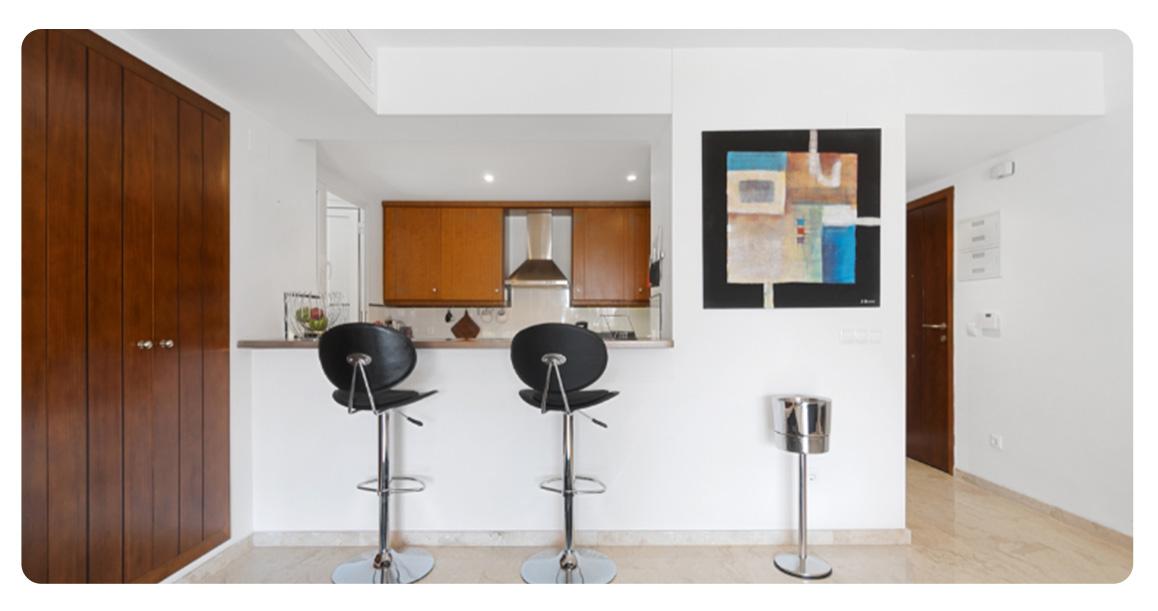 acheter grand appartement torrevieja cuisine 2
