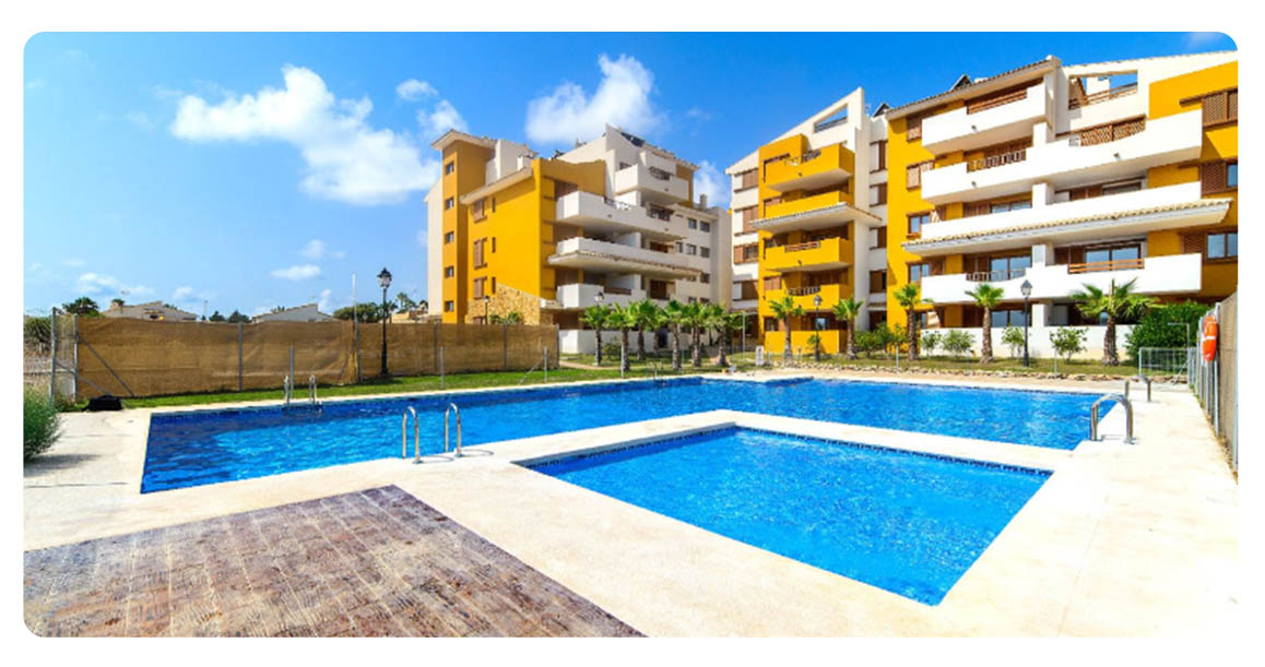 acheter grand appartement torrevieja piscine