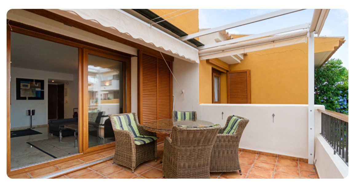 acheter grand appartement torrevieja terrasse