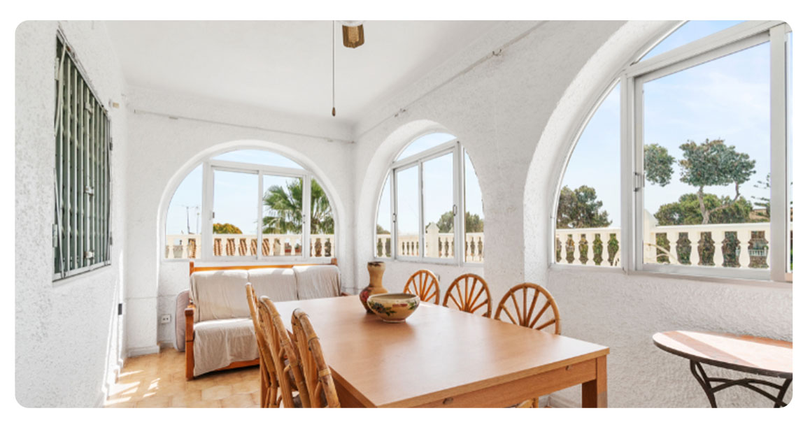 acheter magnifique maison torrevieja terrasse