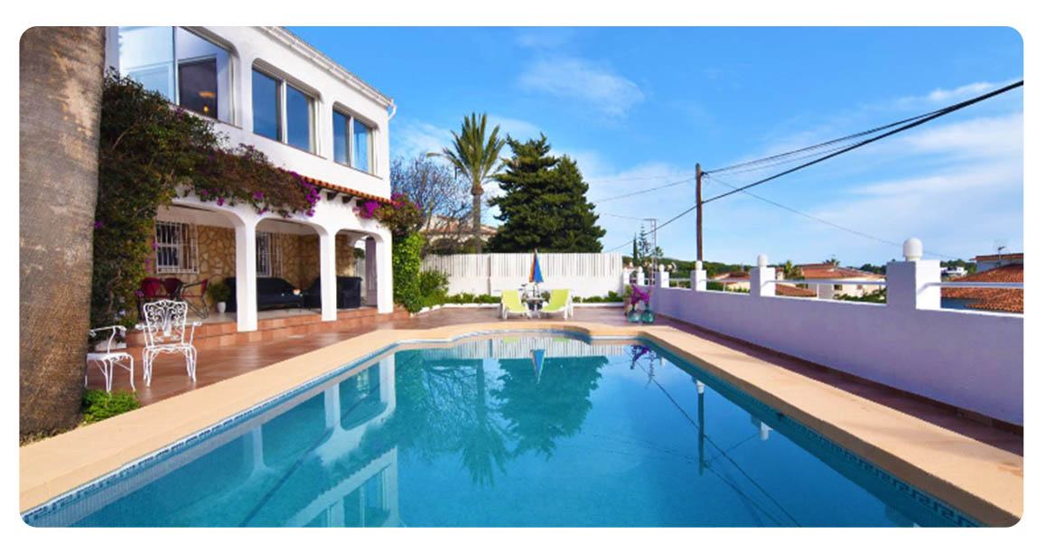 acheter maison grande calpe piscine 2