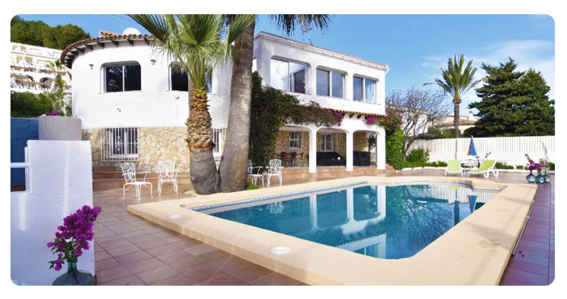 acheter maison grande calpe piscine