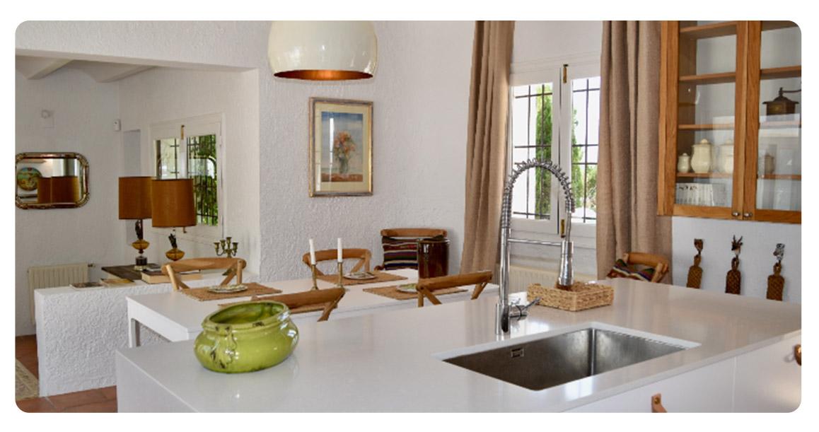 acheter maison jolie altea cuisine
