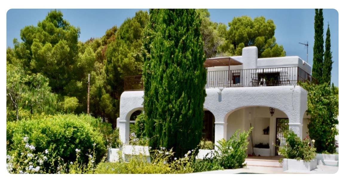 acheter maison jolie altea exterieur