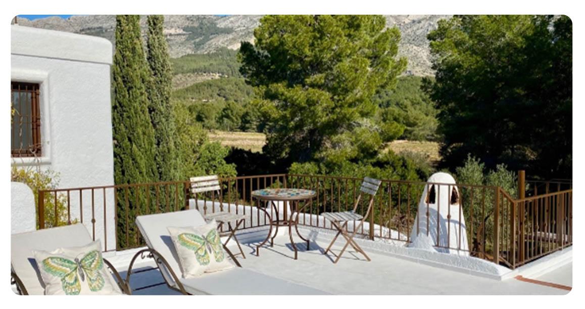 acheter maison jolie altea terrasse