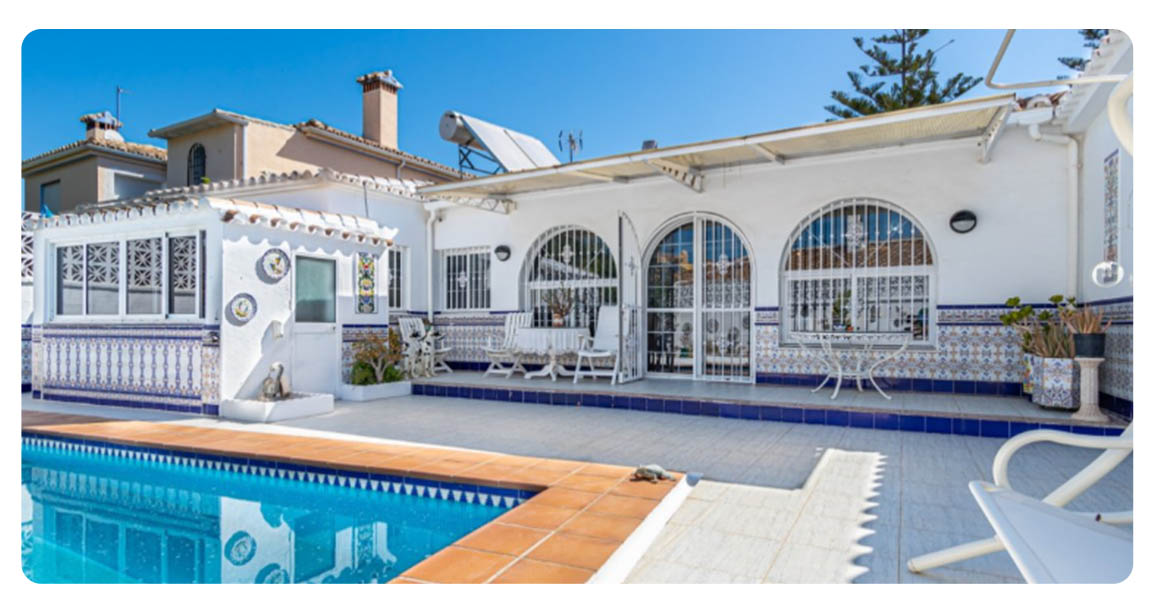 acheter maison jolie fuengirola centre terrasse